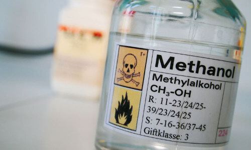 why is china buying so much methanol